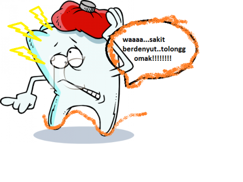 gigi sakit
